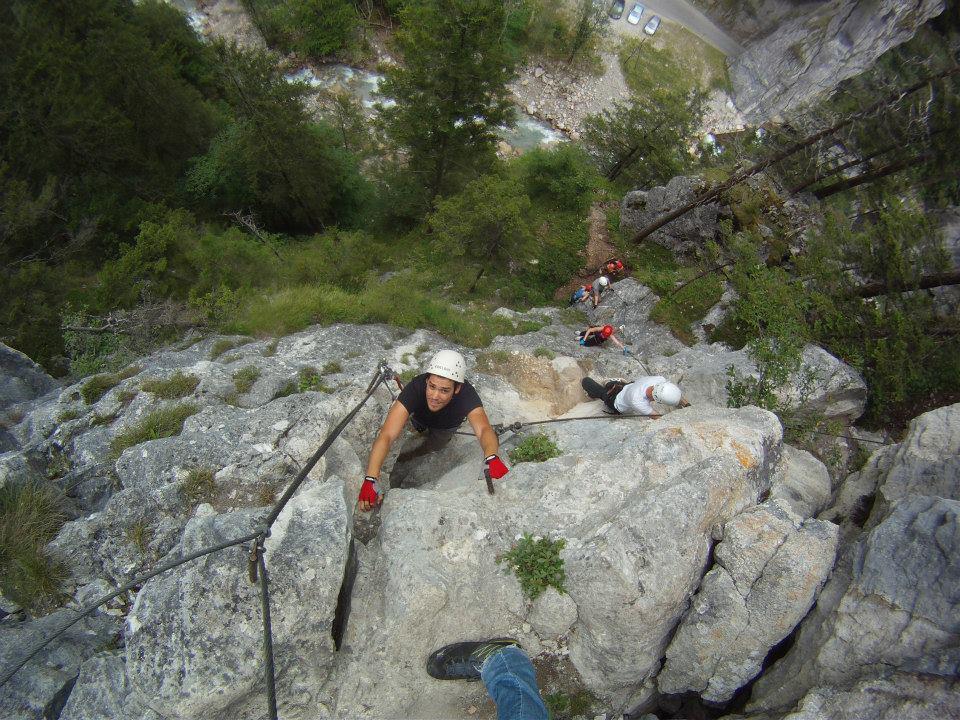 Alpesi szállás - www.alpesikaland.hu - ViaFerrata