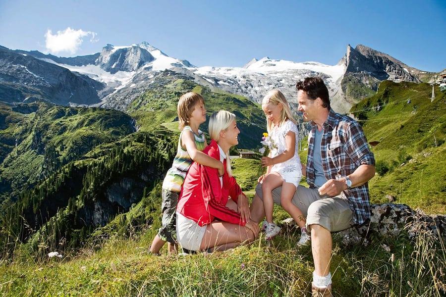 Alpesi szállás - www.alpesikaland.hu - csalad