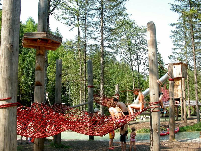 Wasserspiel-Park