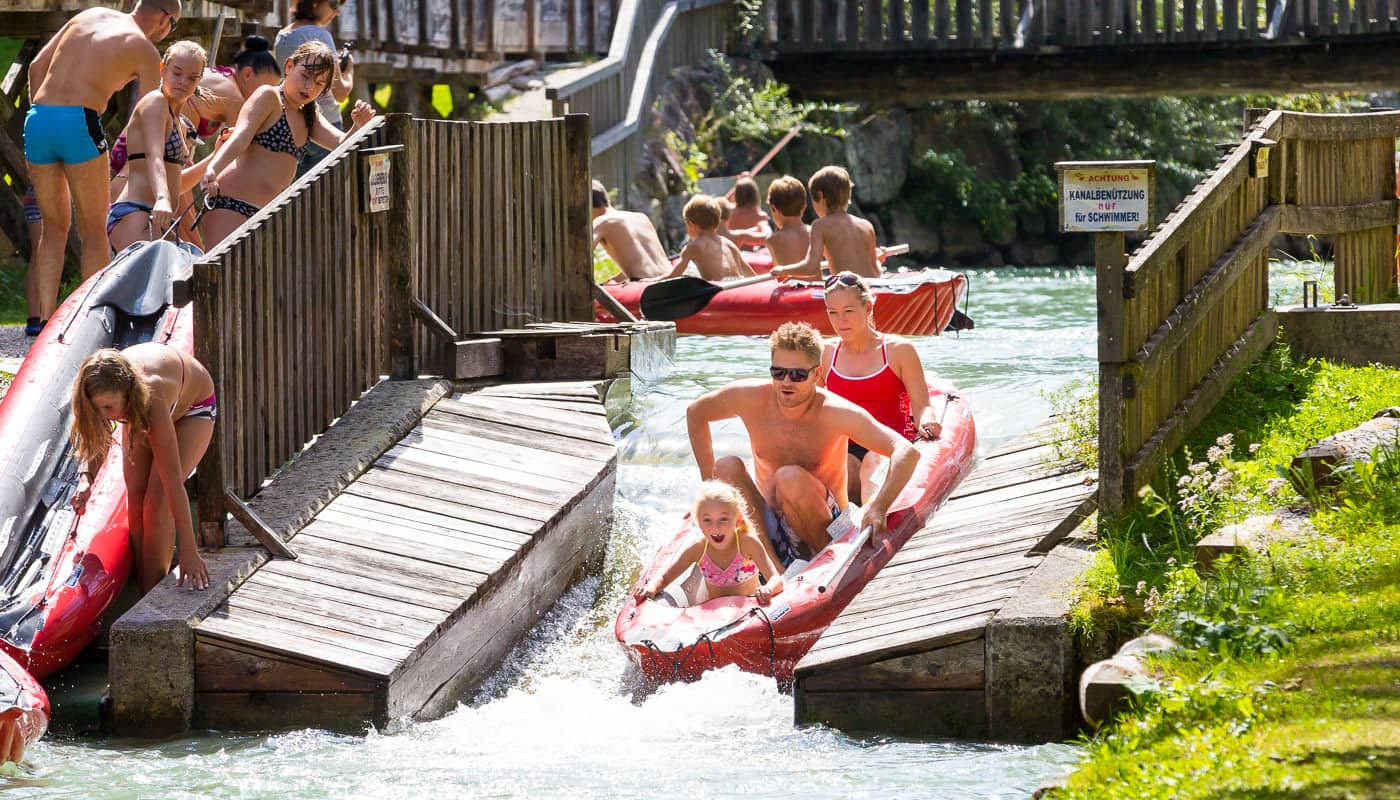 Wasser- und Erlebnispark St.Gallen